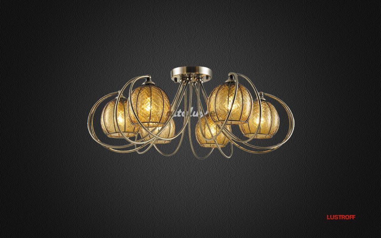INL 6089C-06 ANTIQUE BRASS - TEA