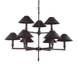 Люстра Arte Lamp Giordano A2398LM-6-3BA