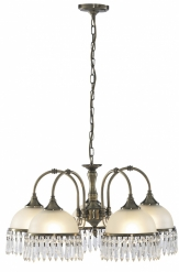 Люстра Arte Lamp Victoria A3171LM-5AB