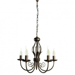 Люстра Arte Lamp Dolce A3057LM-5BR
