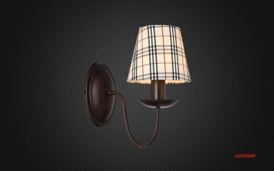 Бра Arte Lamp Scotch A3090AP-1CK