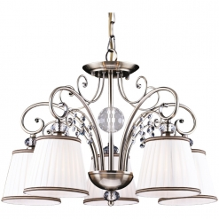 Люстра Arte Lamp Fabbro A2079LM-5AB