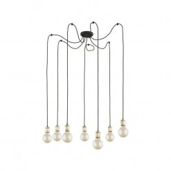 Люстра TK Lighting Qualle 1515