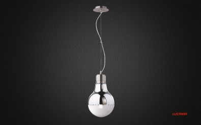 Подвес Ideal Lux LUCE SP1 BIG CROMO